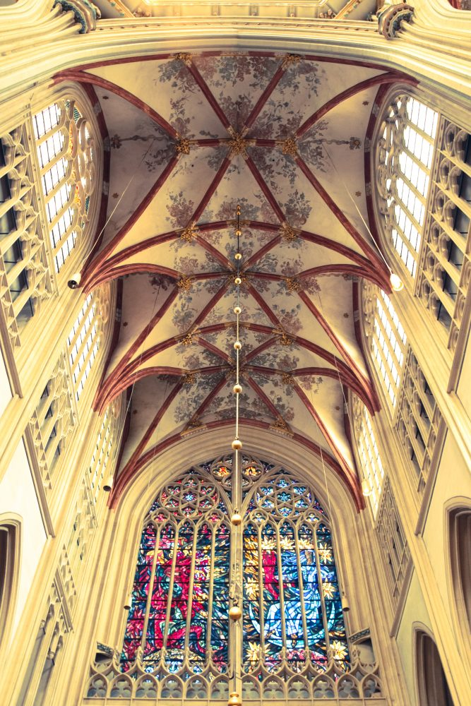 Cathedral photography for amateurs