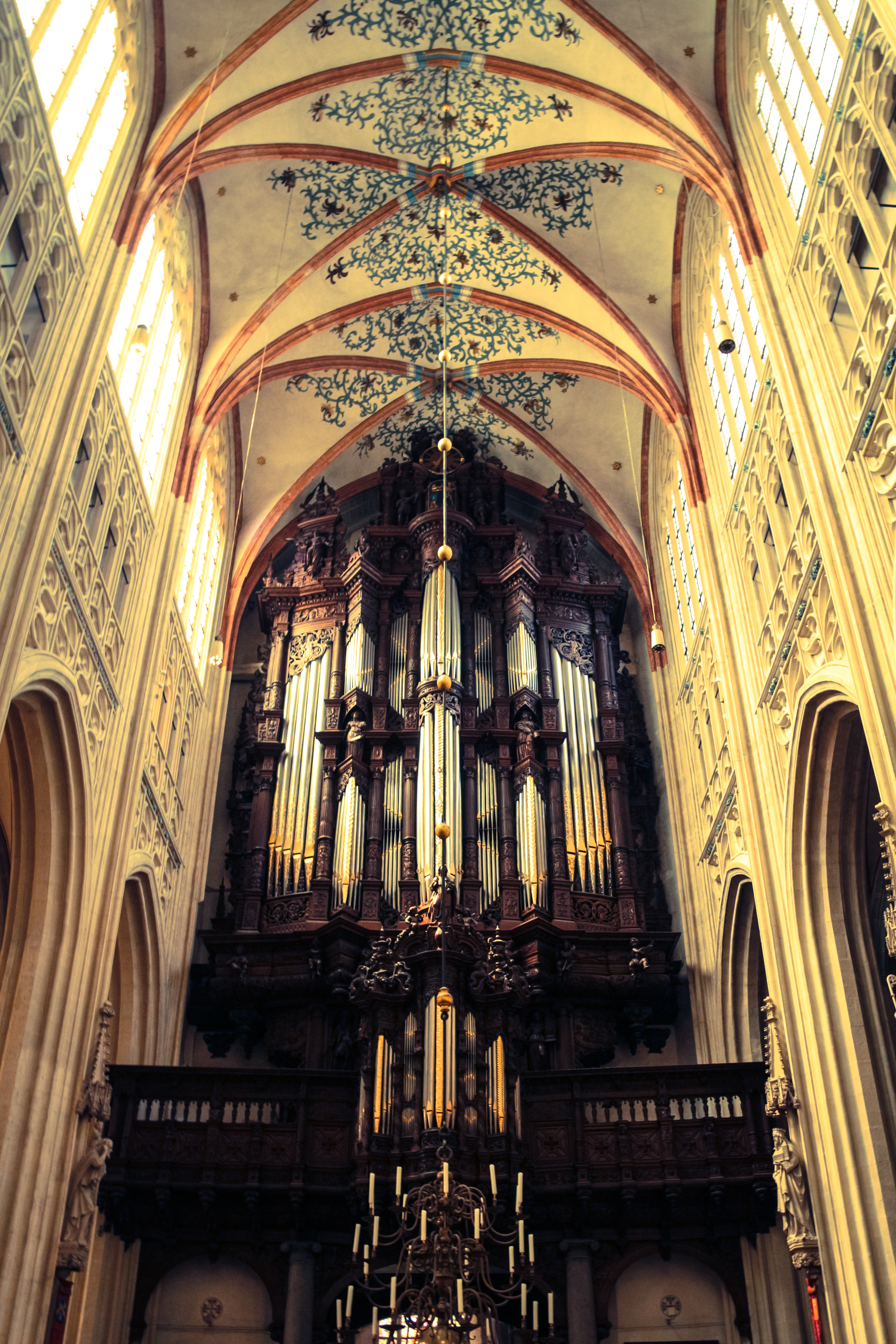 Cathedral photography for enthusiasts