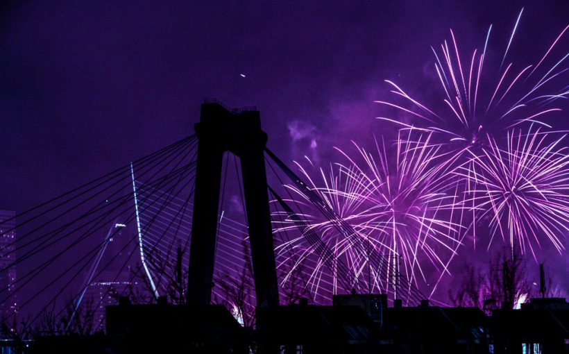 Fireworks photography for amateurs